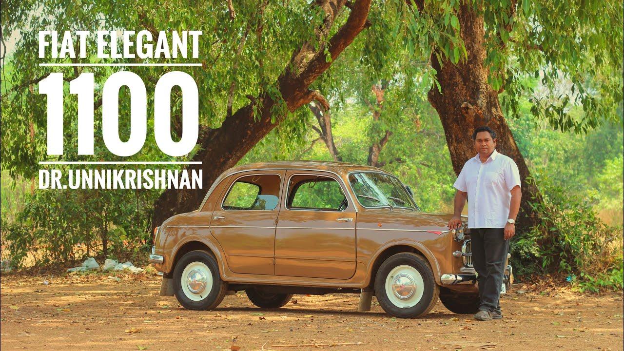 This Fully Restored Fiat Elegant 1100 Looks Beautiful Video