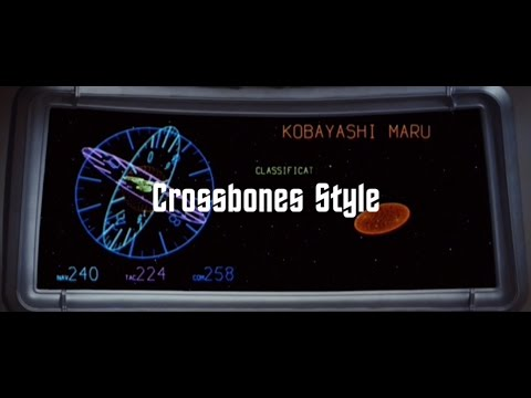 Crossbones Style | Star Trek: The Wrath of Khan (Spring Equinox 2017)