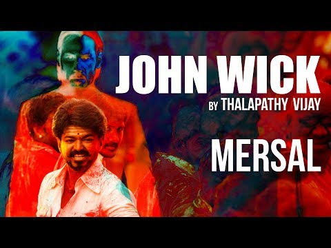 John Wick by Thalapathy Vijay - South Indianised Trailers | Put Chutney