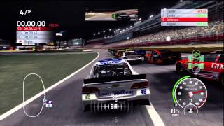 NASCAR THE GAME 14 : NASCAR 2014 ALL STAR RACE CHARLOTTE