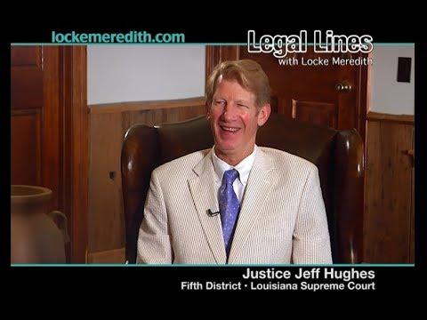 LA Supreme Court Judge Jeff Hughes talks Criminal Reform and Unanimous  Verdicts