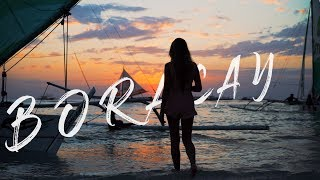 BORACAY || WHITE BEACH || PHILIPPINES || Cinematic Travelmovie in 4k