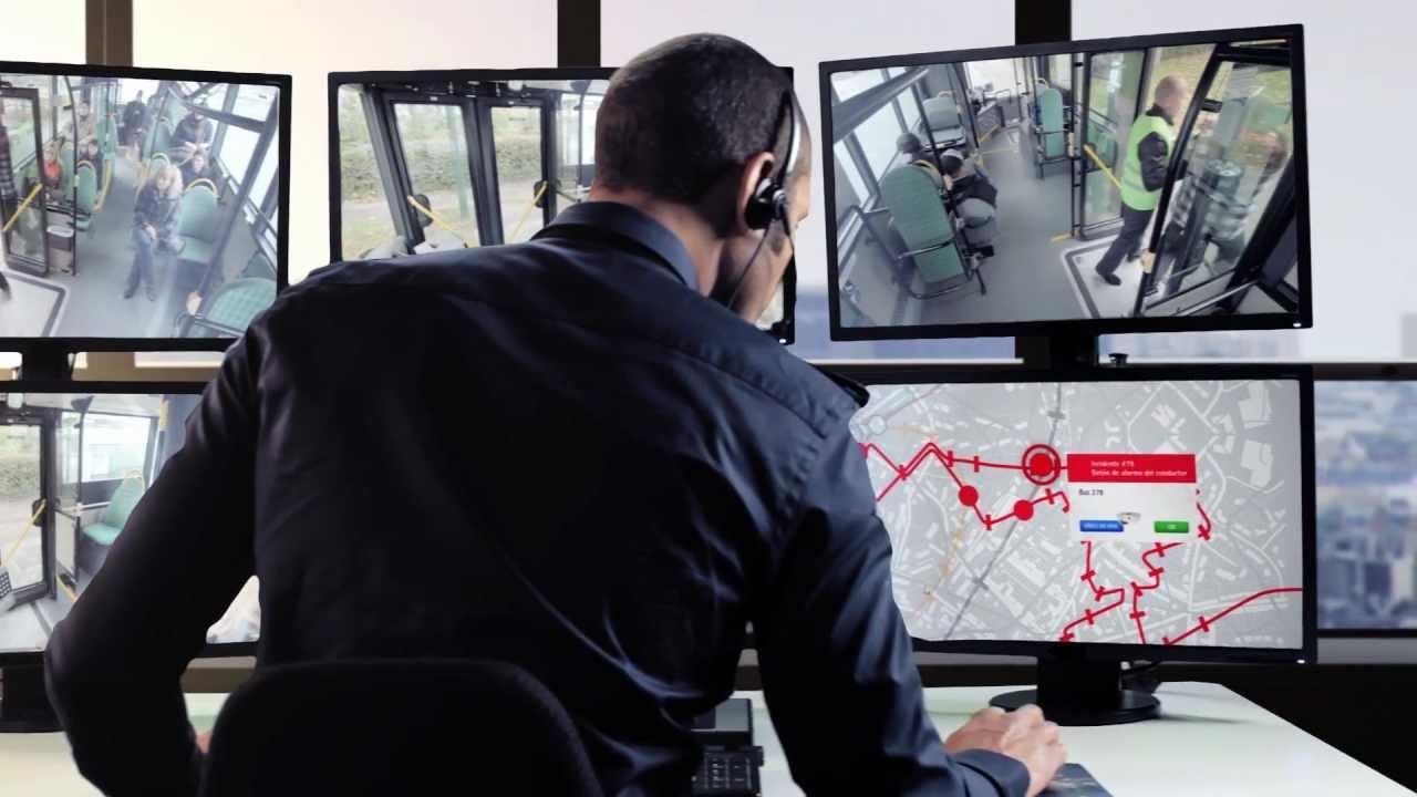 Seguridad en transporte publico - ¿Qué puede pasar en un