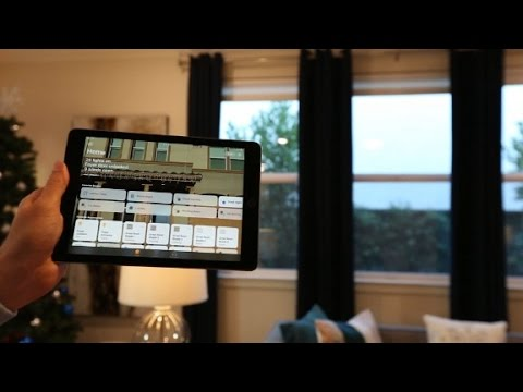 Thumbnail: Apple set up a smart home to demo Home app