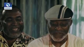 EN Richard Mofe-Damijo Leads Cast of 39Three Wise Men39 At Premiere