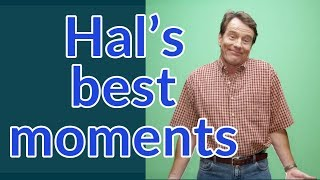 Malcolm in the middle Hal season 1-4 best bits