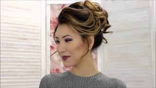 Прическа и макияж: свадебный стилист Светлана Беркунцова(Описание., 2015-11-01T19:54:10.000Z)