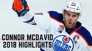2018-19 Connor McDavid Highlights (Updated 11/17)