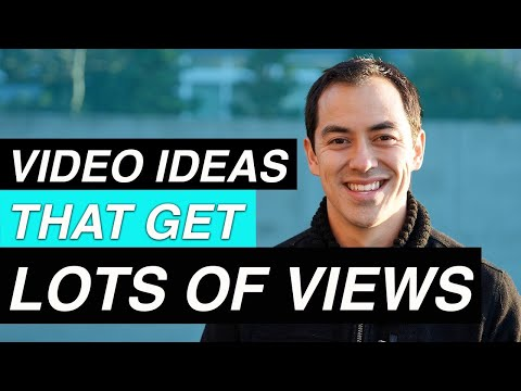 Download Video Ideas that get Lots of Views (How to get more views on Youtube)