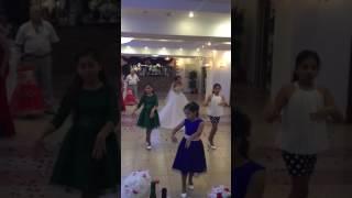Красивый свадебный танец ! Дамала
