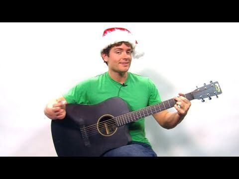 How to Play Sleigh Ride on Guitar