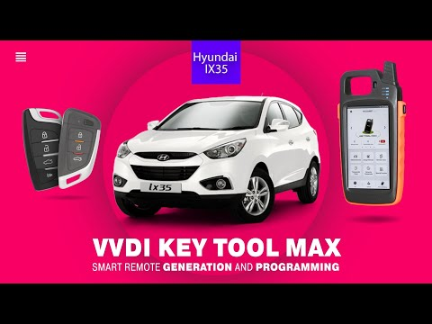 VVDI Key Tool Max Smart Remote Generation And Programming