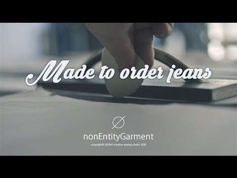 negt_offical Made To Order Jeans