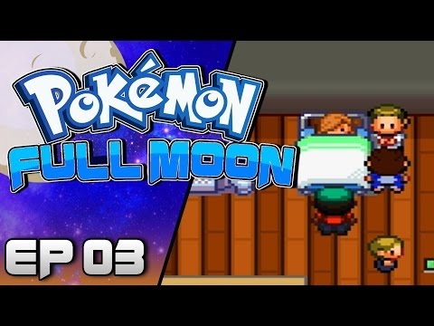 Pokemon Full Moon 🌙 (Fan Game) Part 3 THE ACADEMY! Gameplay Walkthrough