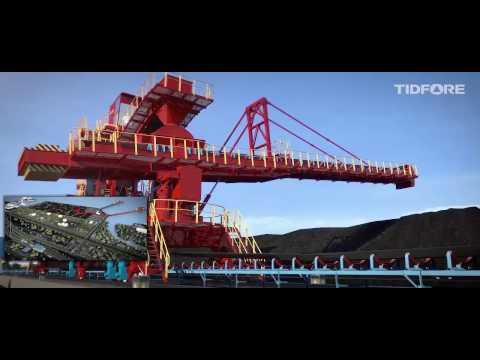 TIDFORE Bulk Material Handling Port System