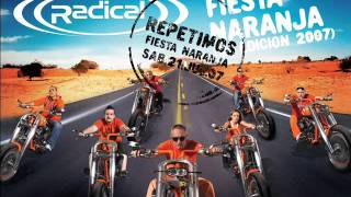 Radical Fiesta Naranja 2ª Edición 21-7-2007 Residentes 6ª parte Cierre*