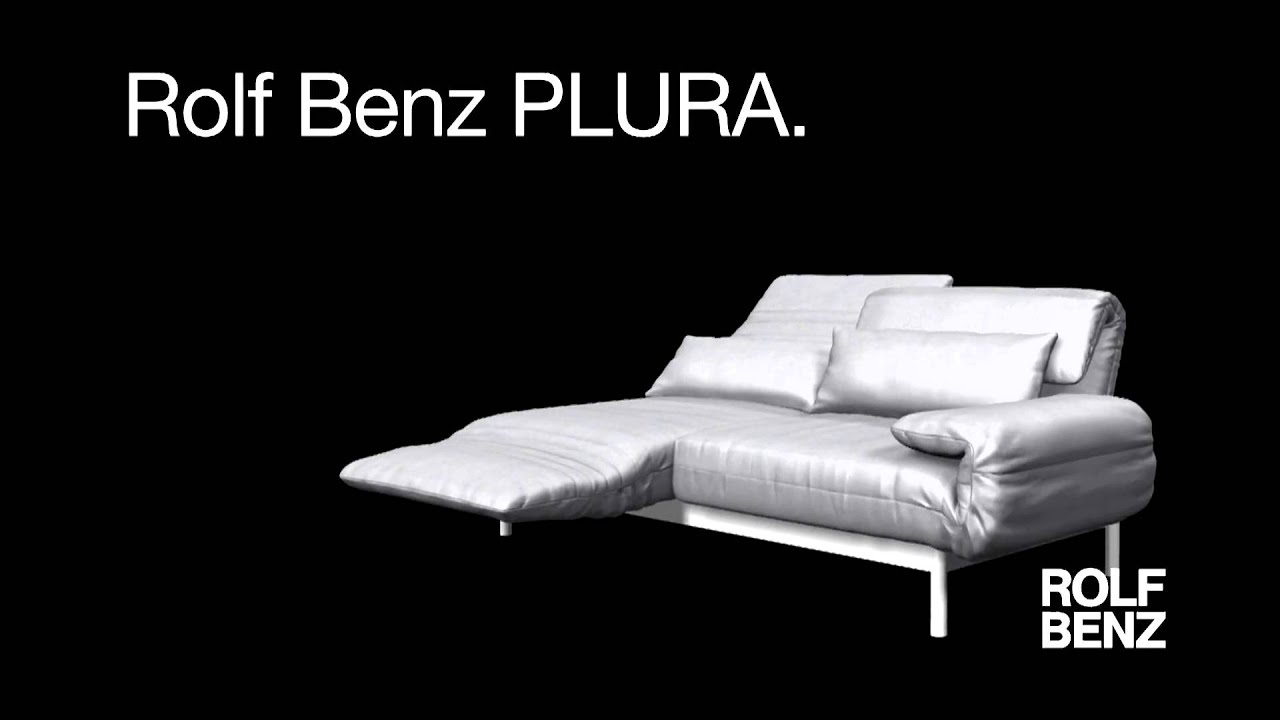 rolf benz plura sofa on display at chaplins furniture youtube. Black Bedroom Furniture Sets. Home Design Ideas