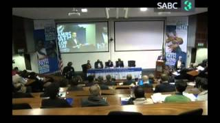 2014 08 08 SABC3 Nuus Medical Research 19h32