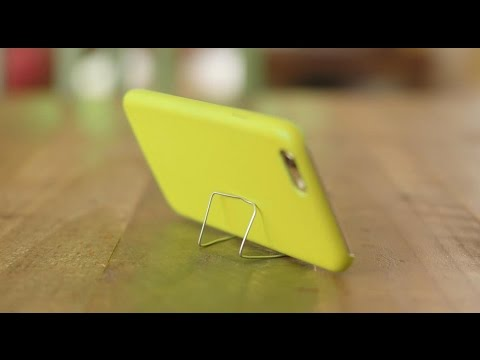 Paperclip Phone Stand