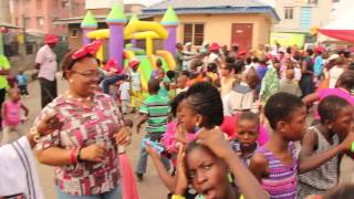 Rotary Club of Lagos - Campos Square Children