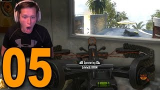 Black Ops 2 Competitive - Part 5 - THE CROSSBOW!