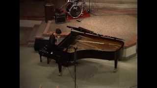 Johannes  Brahms : Rhapsodie Op 79,Nr 2 in g-moll