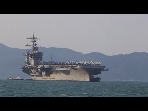 US Sends Message with Carrier Visit to Vietnam