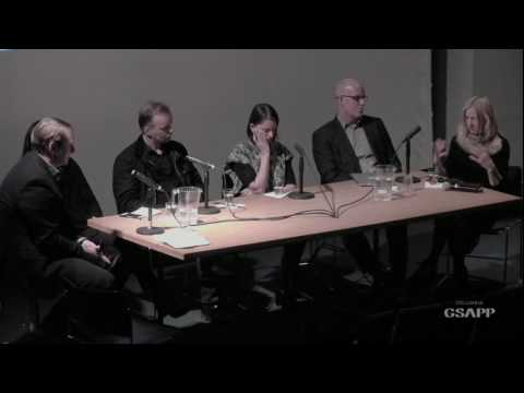 Architecture + Technology: Pedagogy in an Age of Disruption, Closing Rountable