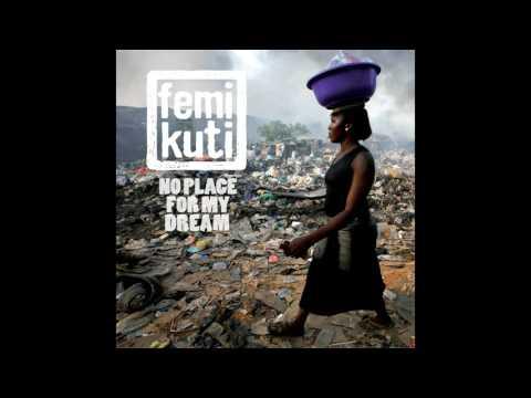 femi kuti - no place for my dream [2013] full album