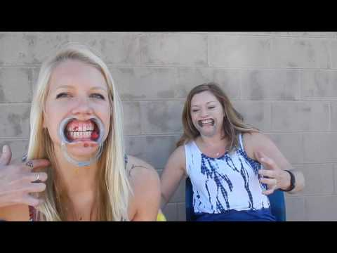MOUTH GUARD CHALLENGE **AS SEEN ON THE DISCOVERY CHANNEL!!!