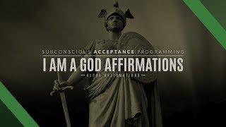 I Am A God Affirmations | Higher Self Affirmations | Godhood Empowerment