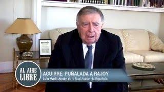 Aguirre: Puñalada a Rajoy | Al Aire Libre