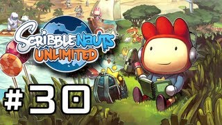 Scribblenauts Unlimited Walkthrough - Part 30: CamelCase Oasis