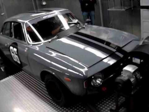 Alfa romeo giulia engine hp 12