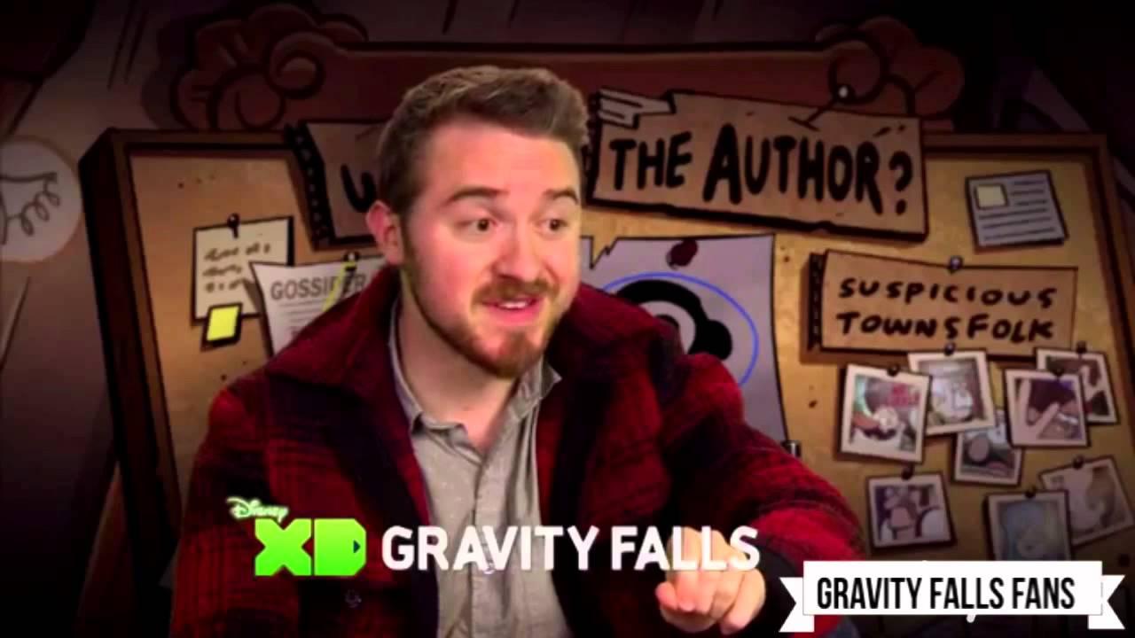 Gravity falls  alex hirsch talks about grunkle stan  YouTube