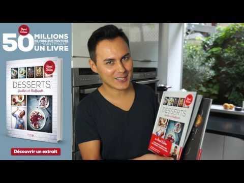 Le livre herv cuisine desserts faciles et bluffants - Youtube herve cuisine ...