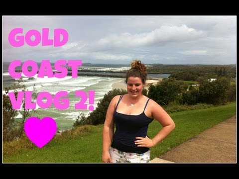 Gold Coast Vlog 2 ~ Movie World, Wax Museum, Mustang, etc!