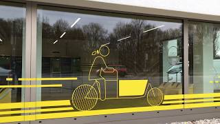 Europas erste vollautomatisierbare Verleihstation im Wohnumfeld
