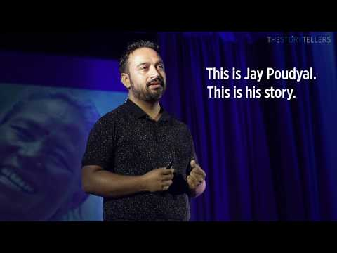 How I Overcame Drugs and Alcoholism through Stories: Mr.Jay Poudyal(A glimpse)