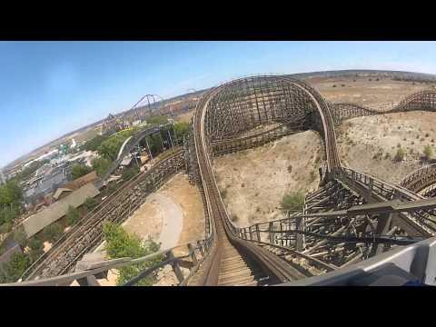 Warner Bros GoPro `Coaster Express´ (Acuyfe Olloniego)