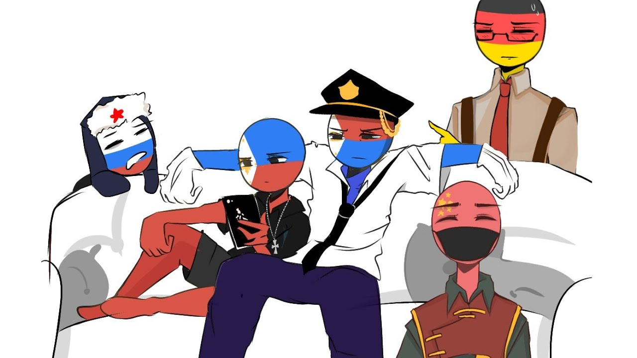 Trndsttr I Think Meme Countryhumans Philippines Russia