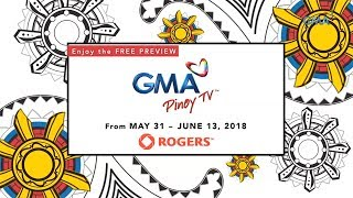 GMA Pinoy TV Free Preview