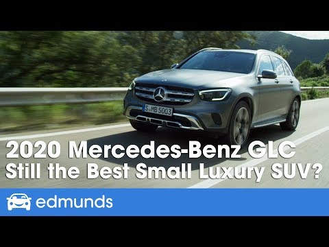 2020 Mercedes-Benz GLC Review ― Still the Best Small Luxury SUV?