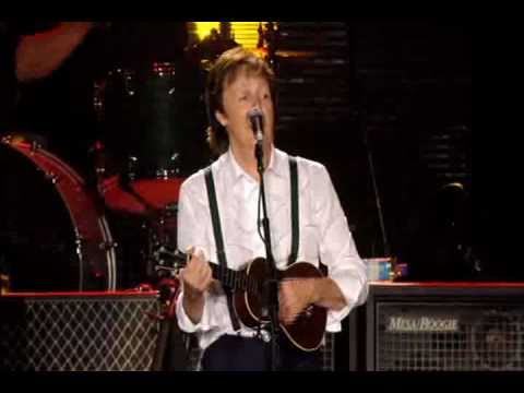 Paul McCartney - Something - Live from Citi Field (DVD)