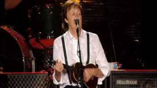 Paul McCartney - Something - Live from Citi Field (DVD)