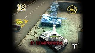 12.Y con el invierno llegan las primeras heladas (Tanki Online - Temporada 2) // Gameplay