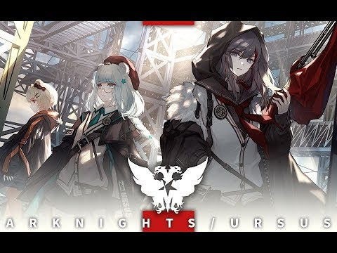 Arknights《明日方舟》聲優影像資料-烏薩斯 - YouTube
