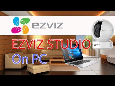 Hướng Dẫn Cài đặt Xem Camera EZVIZ Trên Máy Tính