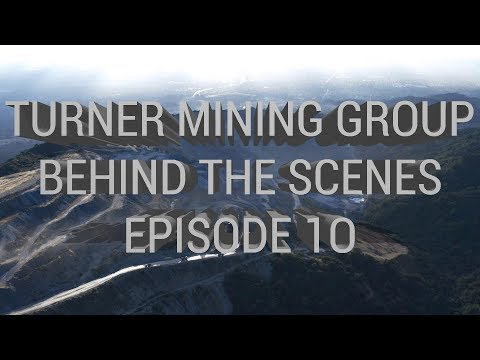 Turner Mining Group - Behind The Scenes - Episode 10