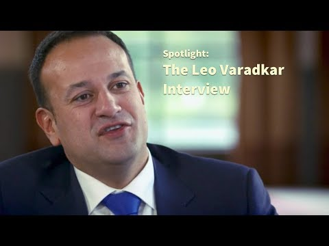Spotlight: Leo Varadkar Interview